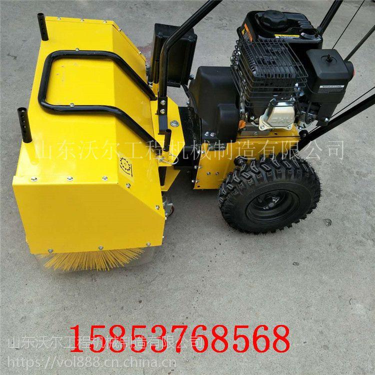 供应小型清雪机 6.5马力手推式电启动扫雪机