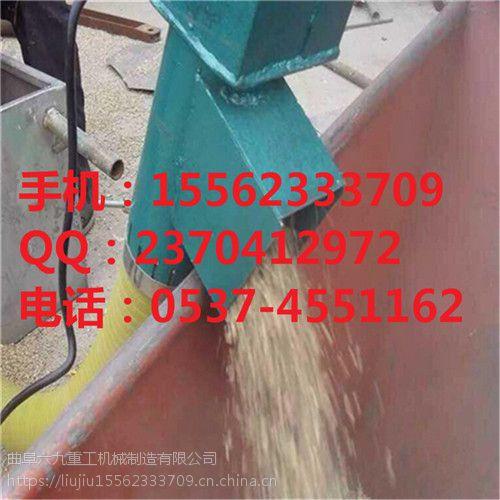 六九重工制造流动设备良好成本小车载吸粮机 工艺精良价格优质输送机