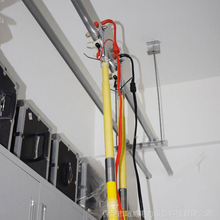 暄威仪器仪表厂家专业制造1168型多功能高空接线夹测试钳