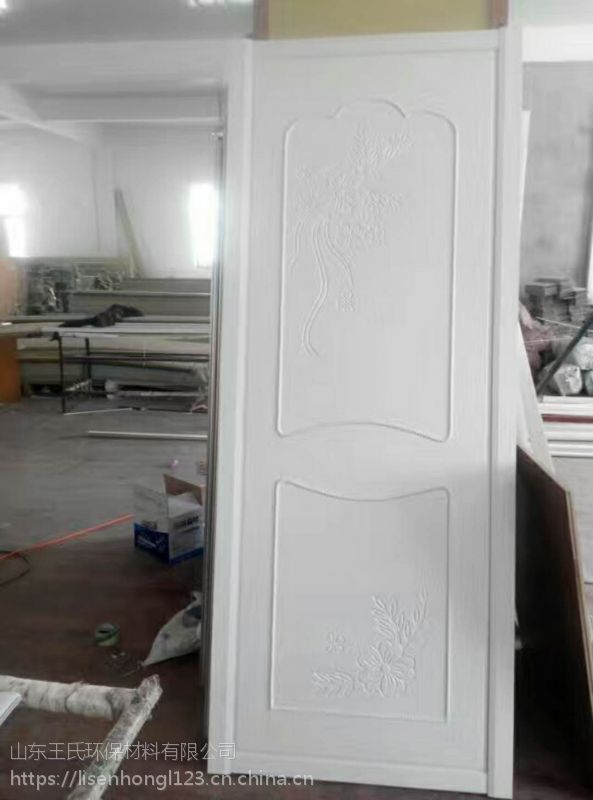 实木复合门覆膜机 全自动PVC吸塑机 大真空泵