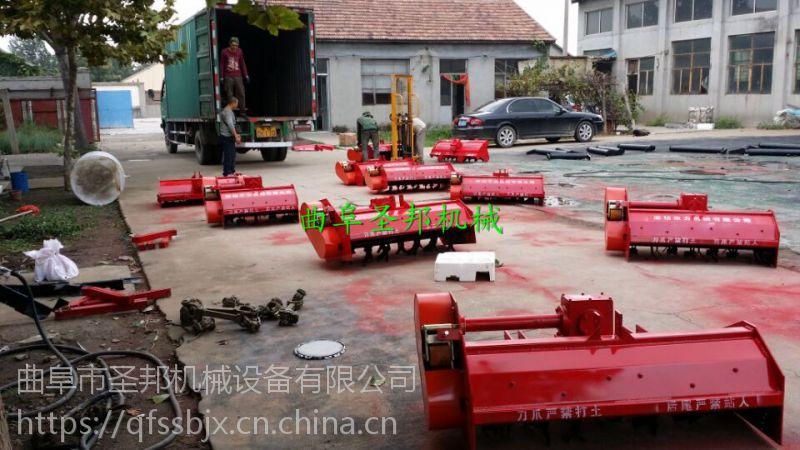 吉林秸秆灭茬粉碎机 稻草灭茬粉碎机厂家