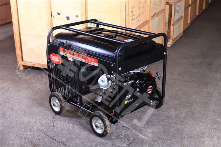 户外便携300A发电电焊机价格