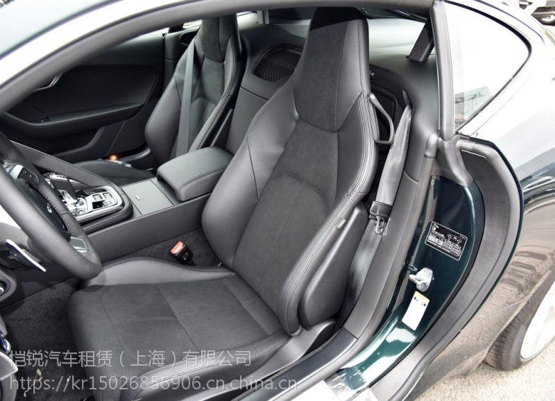 上海租捷豹F-TYPE豪华轿跑承接各类自驾租赁商务活动企业租车等服务