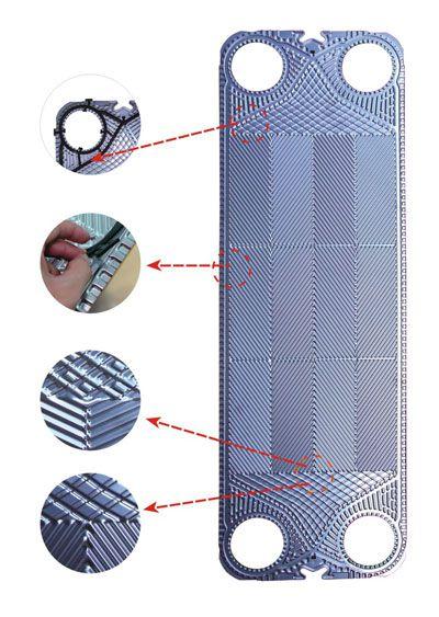 板式热交换热器的优势及特点