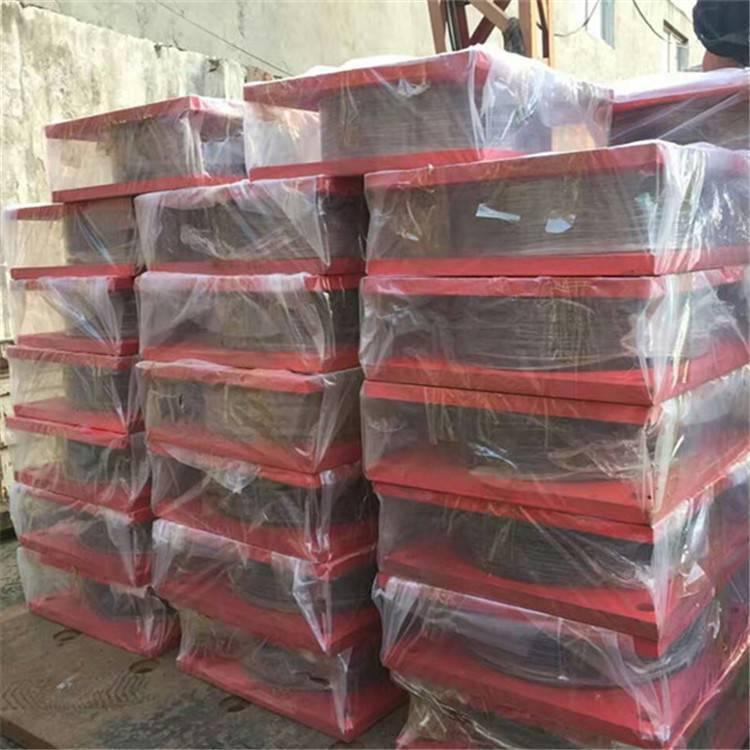 泰州市 WKGZ钢结构抗震球形钢支座 陆韵 优质制作加工