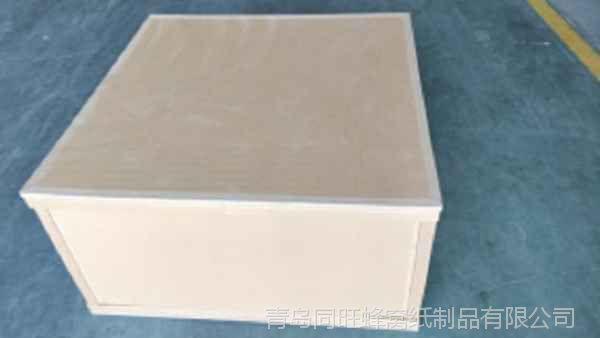 组合式可拆卸蜂窝纸箱
