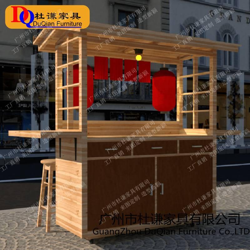 户外广州售货车 购物广场梅州售卖车 街道佛山花车