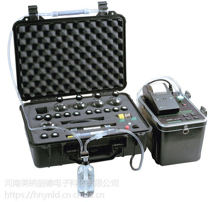 5.5美国DURRIDGE RAD-7测氡仪 空气氡 水氡 土壤氡 GB18883 50325