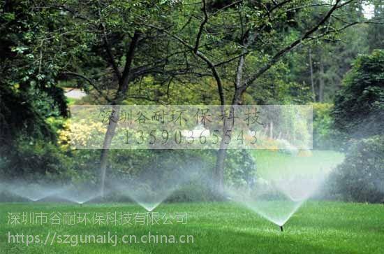 供应园林喷灌溉喷头3米 5米 草坪地埋升降喷头10米 工程塑料