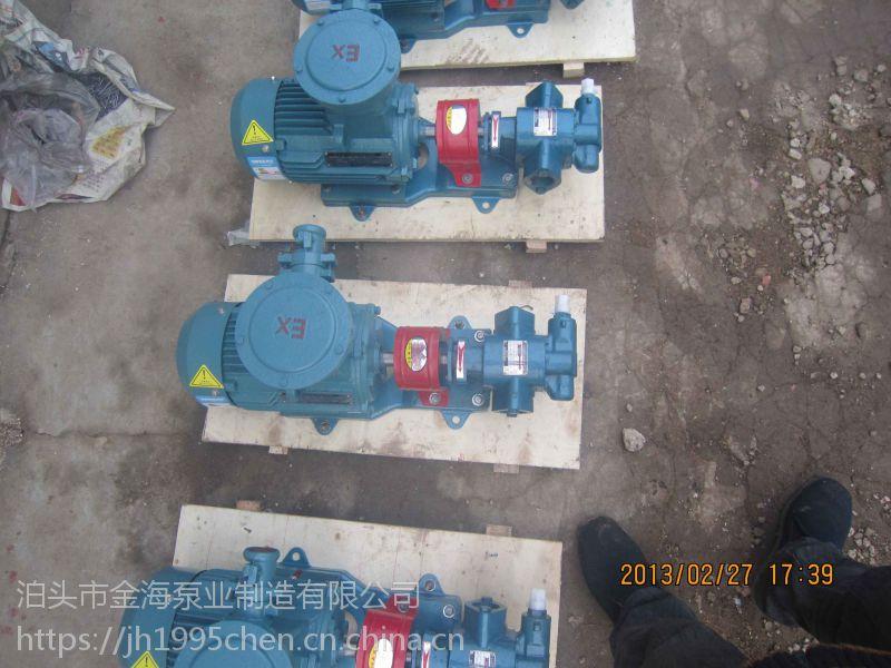 厂家直销 齿轮泵 KCB18.3 食品泵