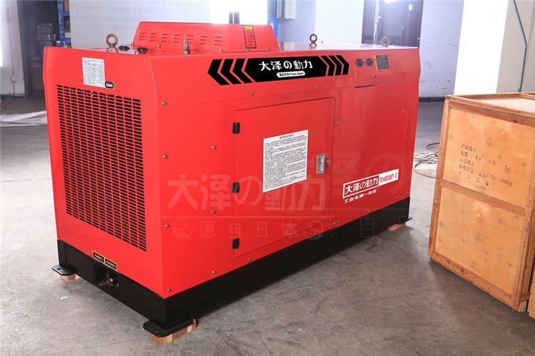 500A柴油发电电焊两用机管道焊接用