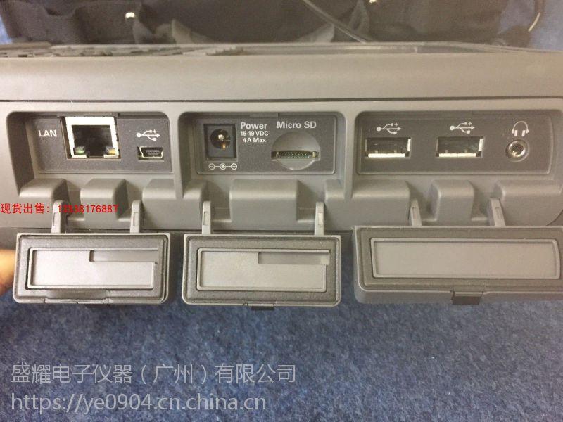 租售、回收安捷伦/是德N9923A FieldFox手持式射频矢量网络分析仪