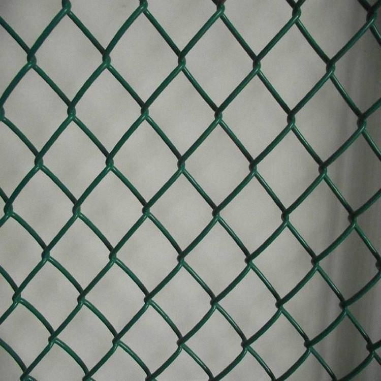 学校篮球场围网 球场护栏 勾花网护栏