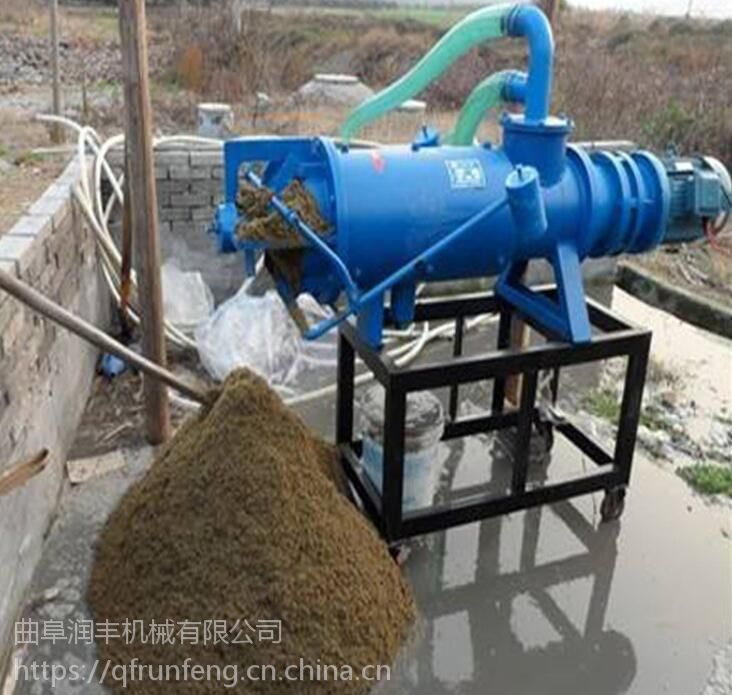 压榨牛粪便分离机 润丰 筛网脱水干湿分离机价格
