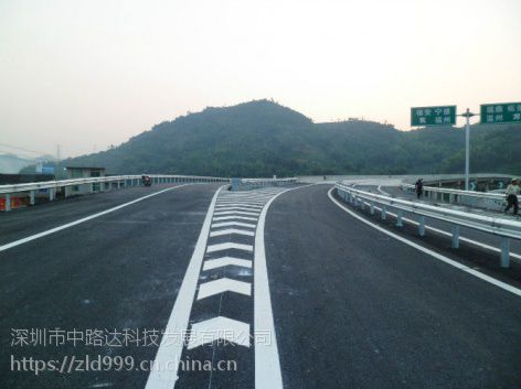 深圳市中路达交通道路标线丨车位划线丨热熔标线工程施工丨消防通道规划施工