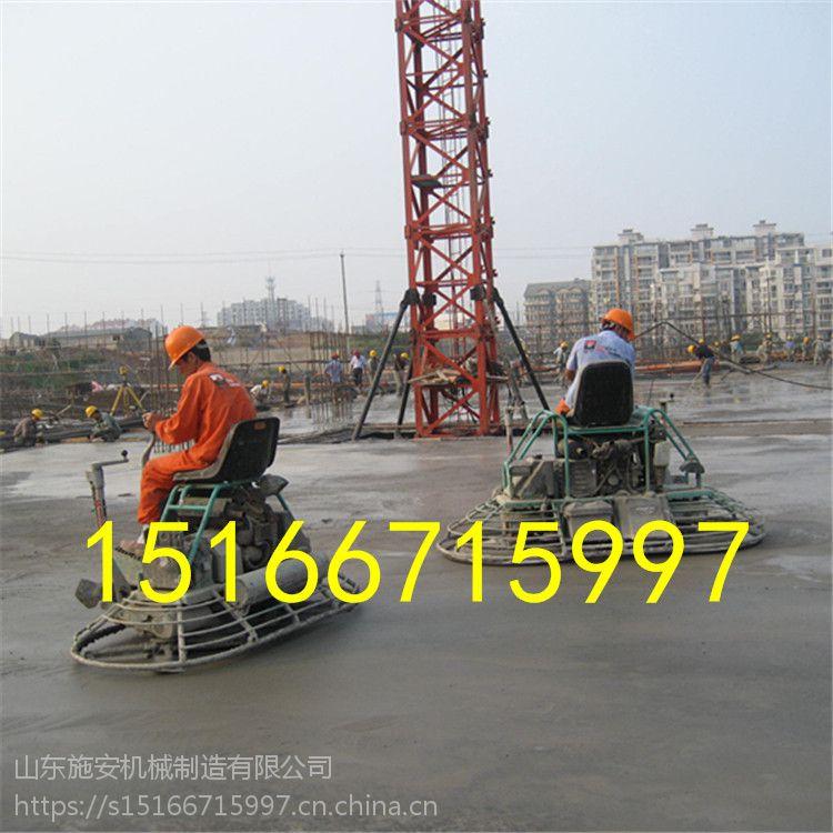 座驾式建筑地面电抹子 省时省力品质好
