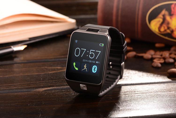 新款蓝牙智手机手表V4.0v手机安卓手机华为耳机苹果用在vivo小米图片