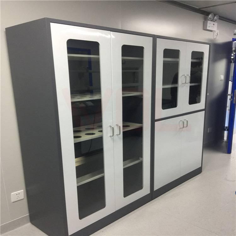WOL厂家直销实验室药品柜 车间鞋柜 器皿柜定制批发