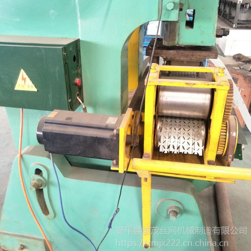 江苏刀片刺绳机 防护刀片刺网机器设备金属丝网成型设备