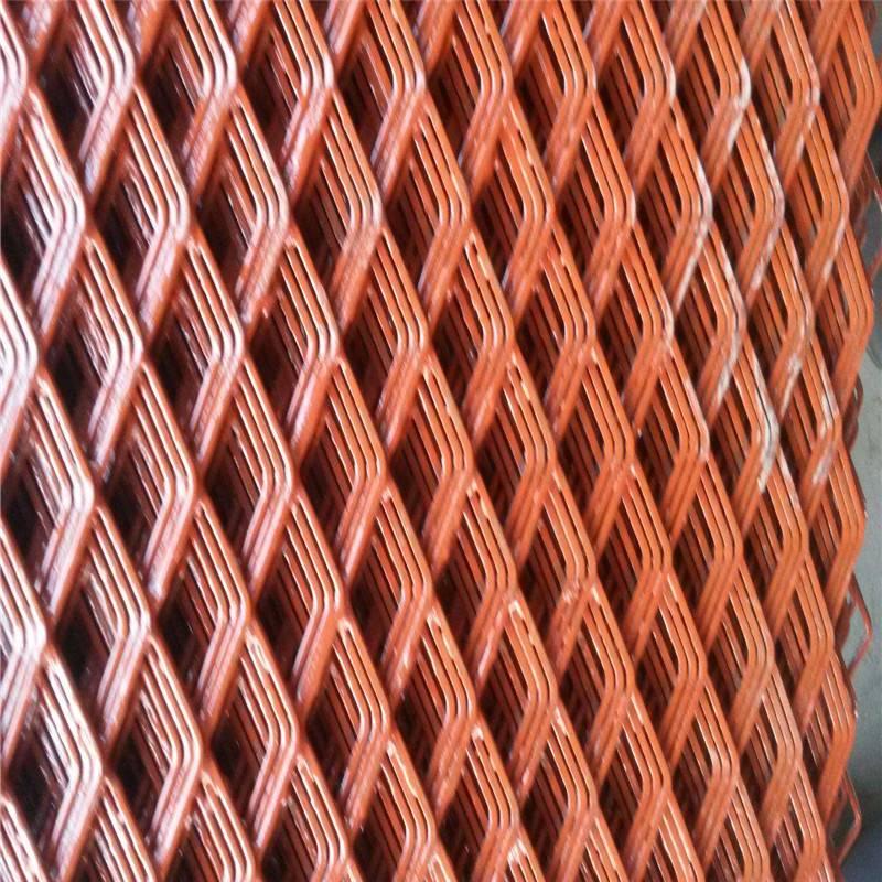 菱形围墙网 镀锌防护网规格 篮球场围网