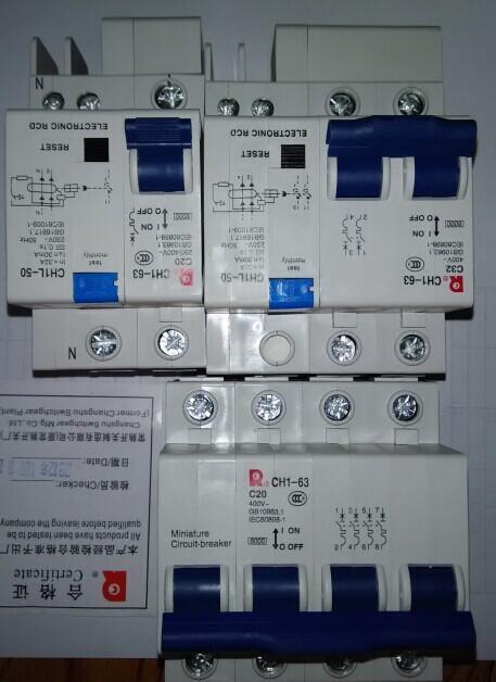 常熟开关CM1-100H/40A