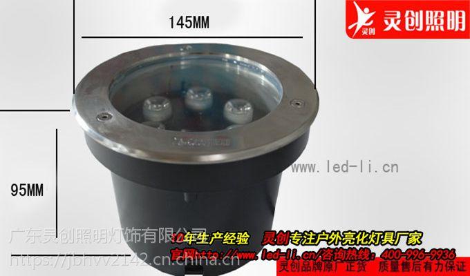 福建莆田LED水底灯品质保证透光性好防水性强-灵创照明
