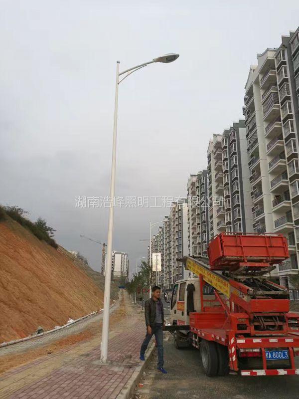 湖南湘西专业的LED路灯厂 湘西路灯批发价格多少 湘西路灯厂哪家好