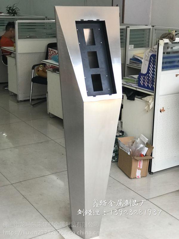 江苏单元门禁主机各种不锈钢机座厂家个性定制