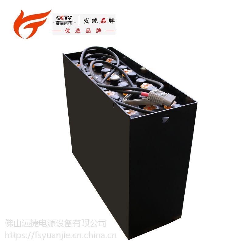 叉车蓄电池 铅酸蓄电池 力达叉车电池4VBS280/24V厂家直销