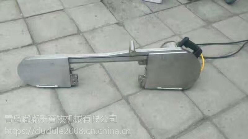 青岛嘟嘟乐直供3.00猪屠宰带式劈半锯