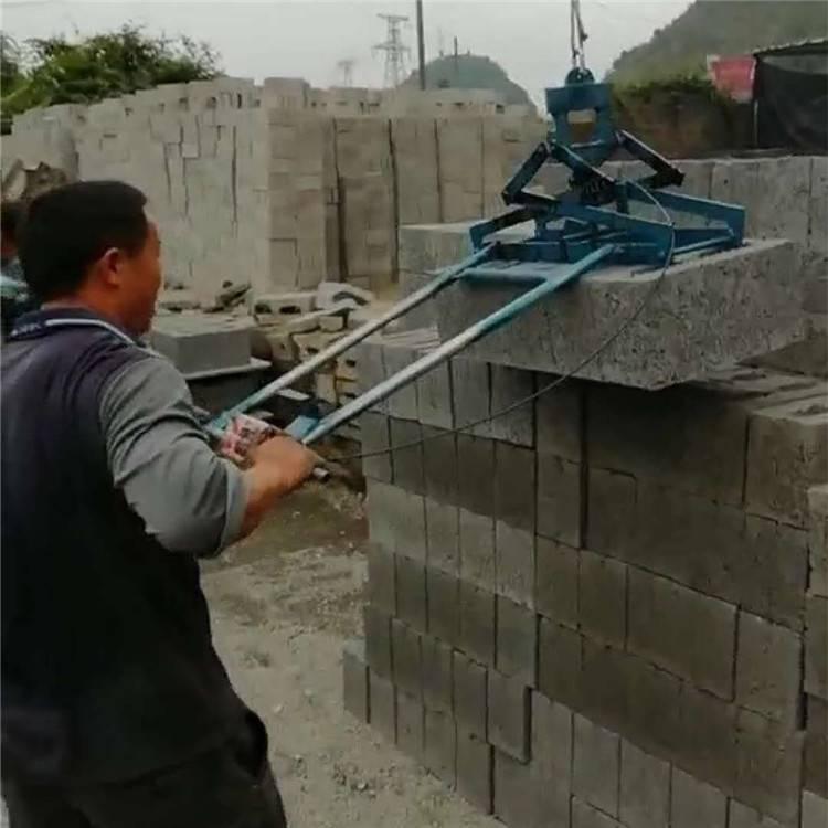 生产空心砖夹砖机装车机