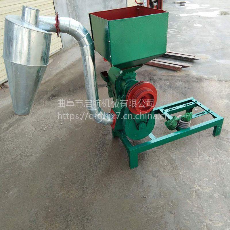 水稻谷子碾米机规格 新型谷子脱皮机报价 稻谷去皮机效果好