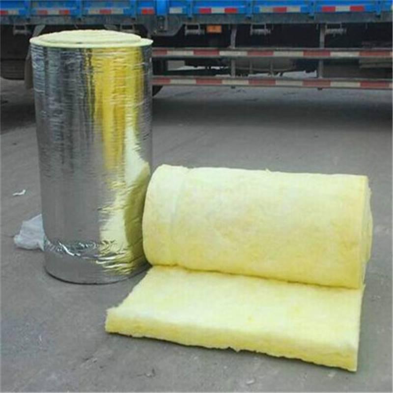 厂家直销憎水玻璃棉卷毡 墙体保温耐高温玻璃棉板价格优