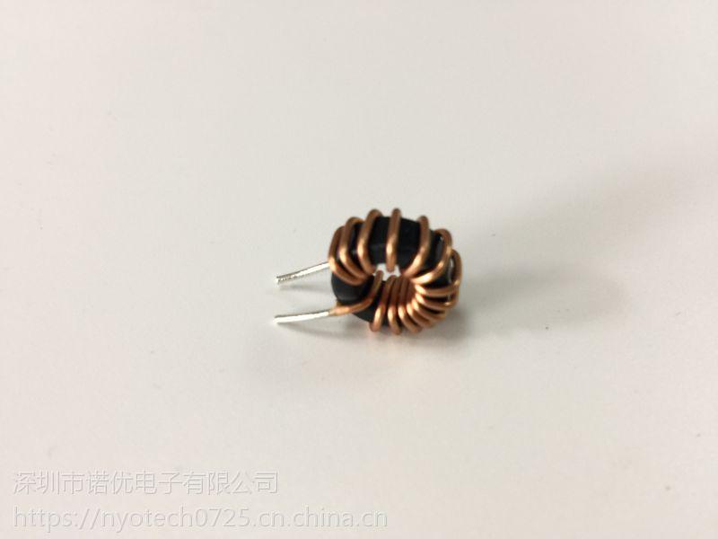 T30-26 0.3铜线铁粉芯电感量100uH环形电感