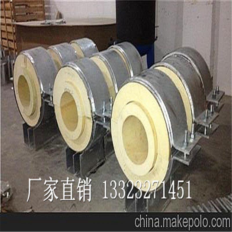 蛭石隔热管托座 镁钢隔热保冷管托管夹管卡沧州欧希专业制造