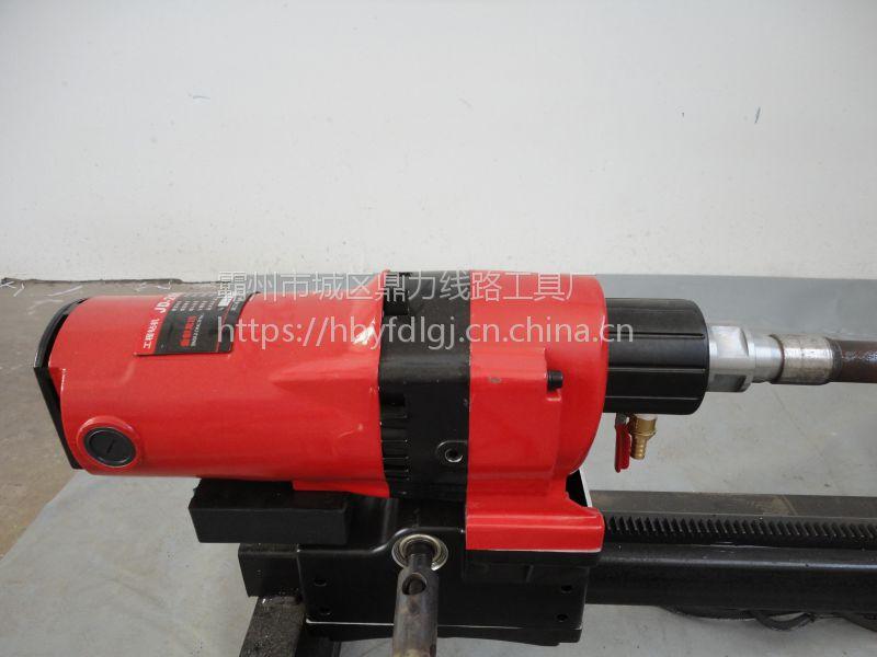 厂家直销自来水管过道钻孔机 地下水管过路钻孔机 鼎力工具