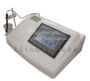 中西 65参数自来水检测仪/ 型号:SH50-XZ-0165 库号:M16484