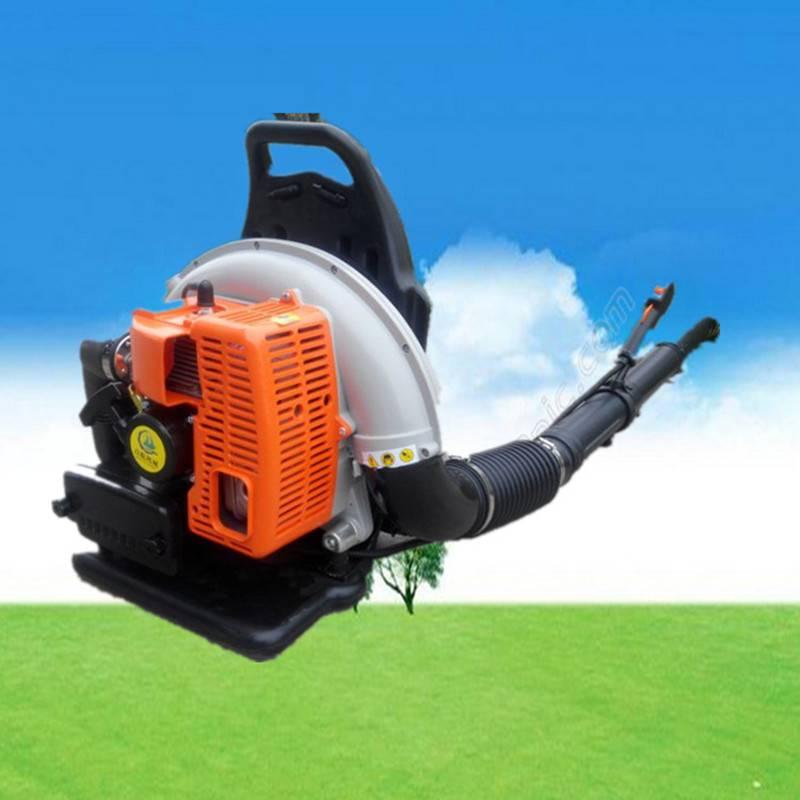 四冲程吹雪机 启航背负式农用大棚吹雪机 背负式落叶吹风机