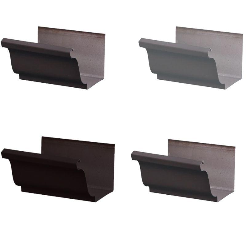 铝合金雨水槽多少钱 落水系统