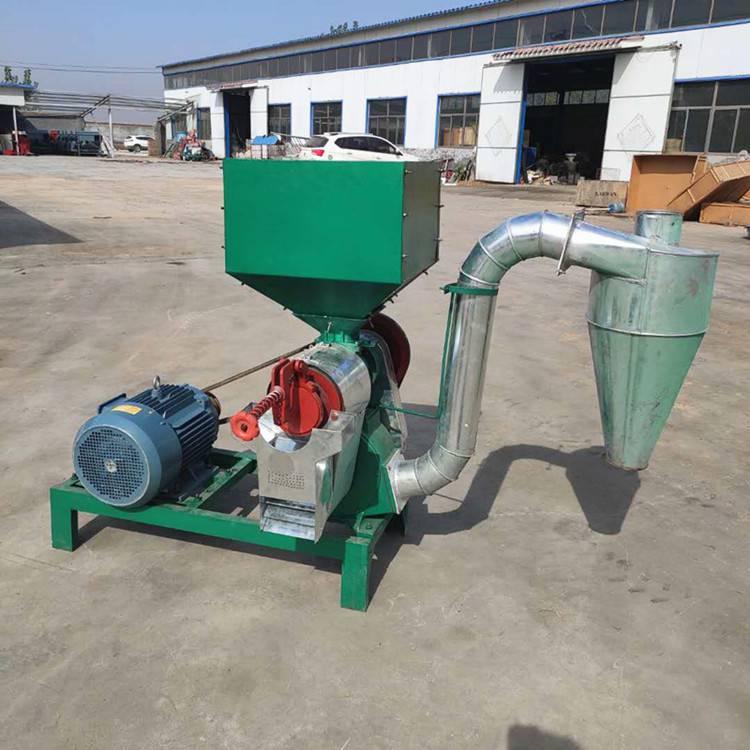 供应小米加工机器 谷子脱壳碾米机 多功能碾米机价格