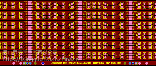 led线路板5050/3528FPC灯条线路板