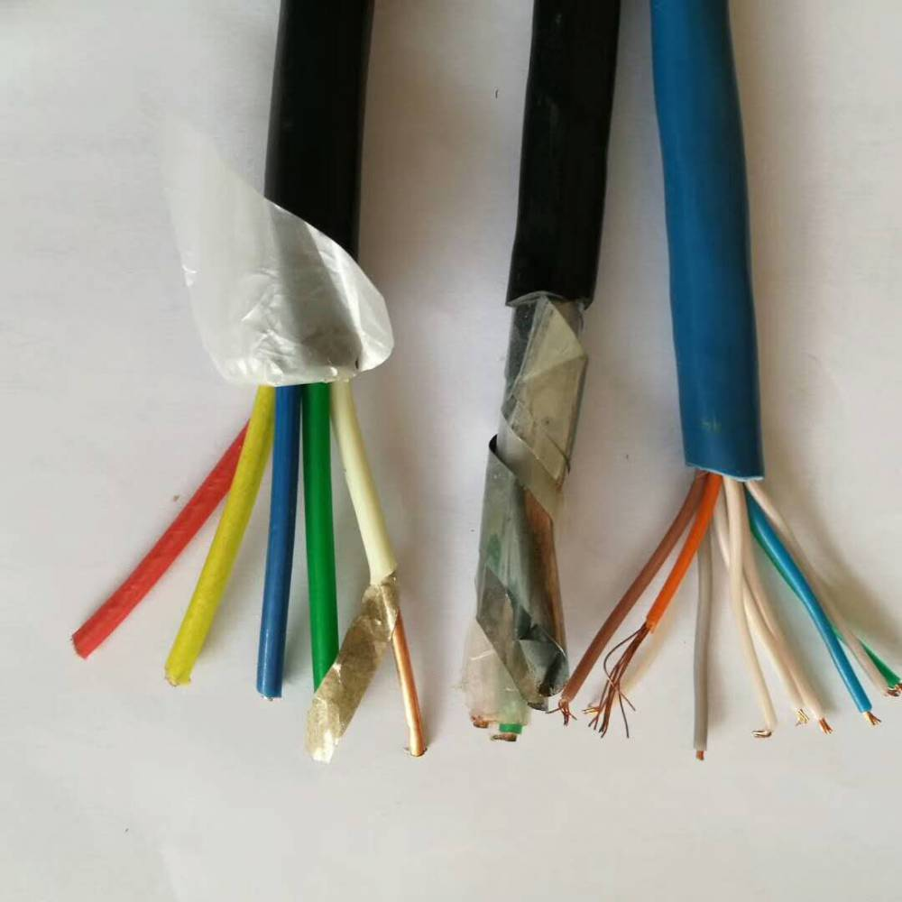 安徽长峰GZR-KVV22隔氧层阻燃控制电缆