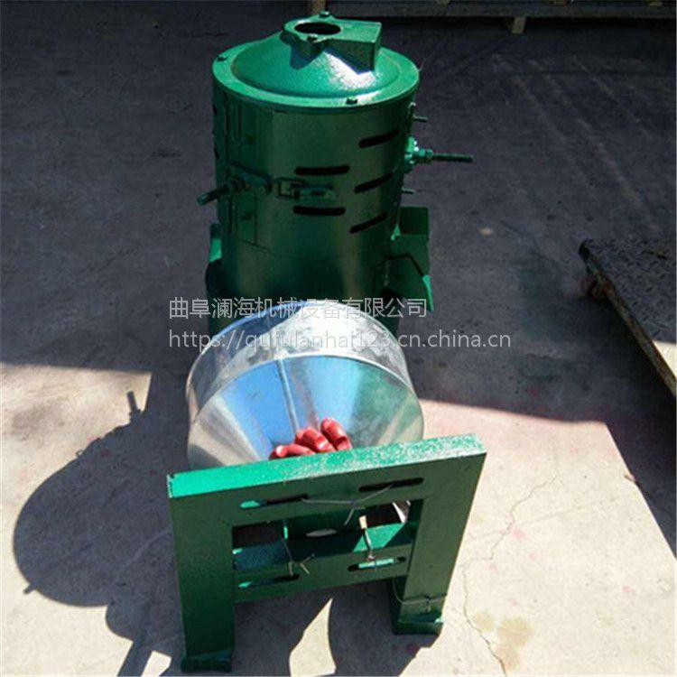 160小型砂轮式碾米机 大米碾白机 糙米机