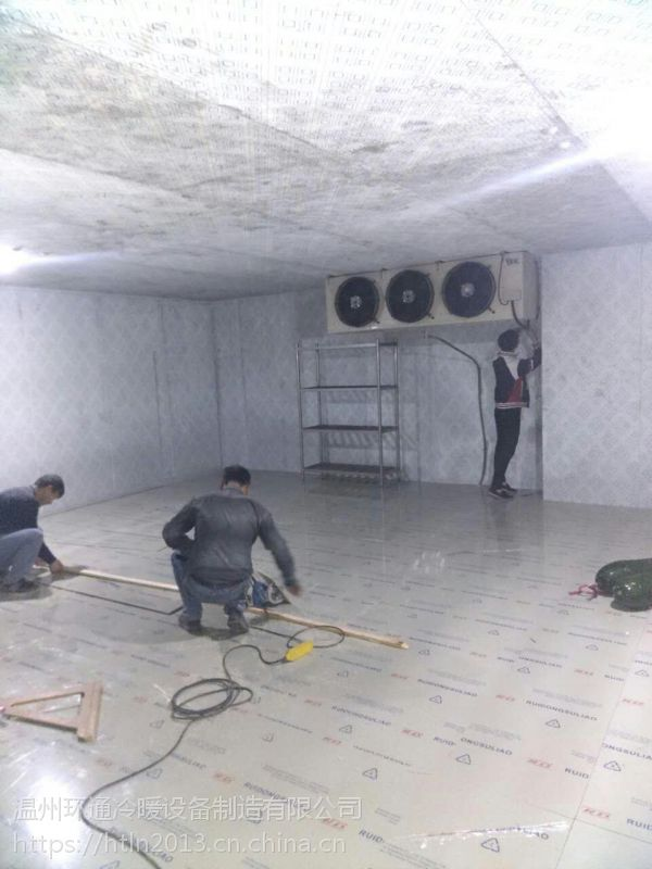 食堂冷库定做 环通保鲜冷藏双温冷库设计 冷库安装公司