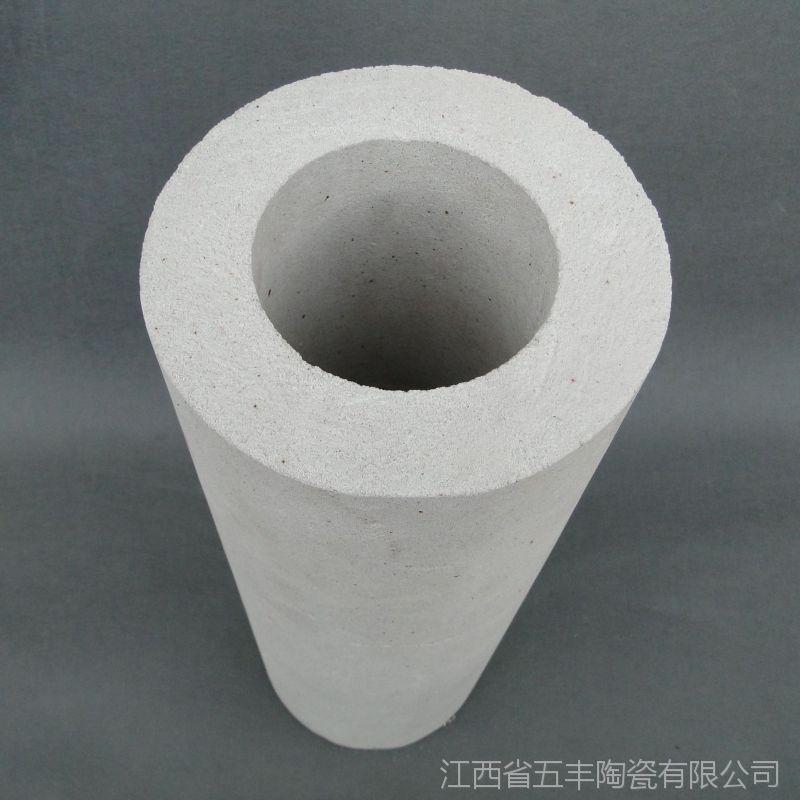 五丰陶瓷供应用于剩余氨水过滤器的微孔陶瓷过滤管价格是多少 五峰山