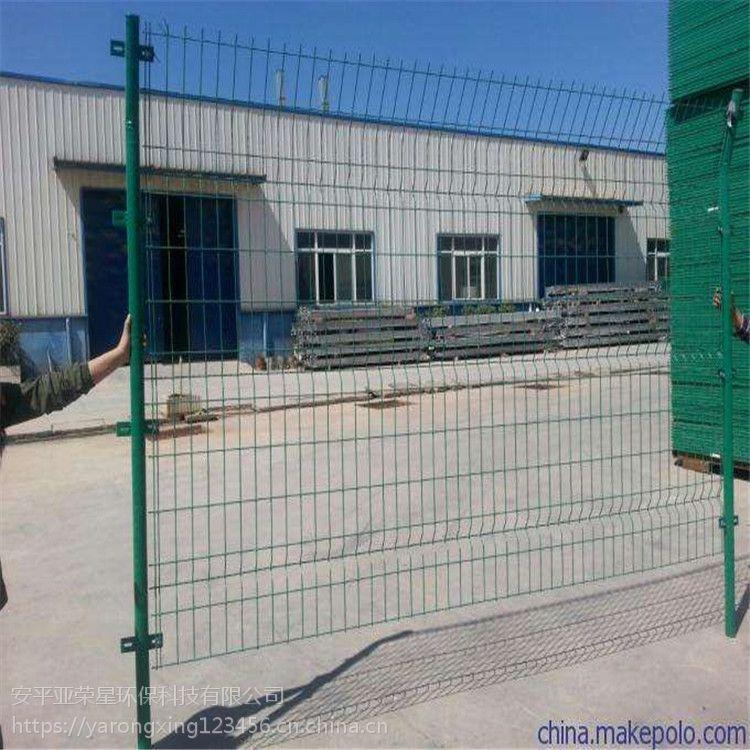 亚荣星现货护栏长期供应 无边框隔离网 重庆中间道路防护网