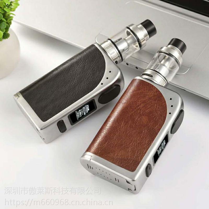 双电池200W大功率大烟雾高档时尚电子烟蒸汽烟温控调压盒子