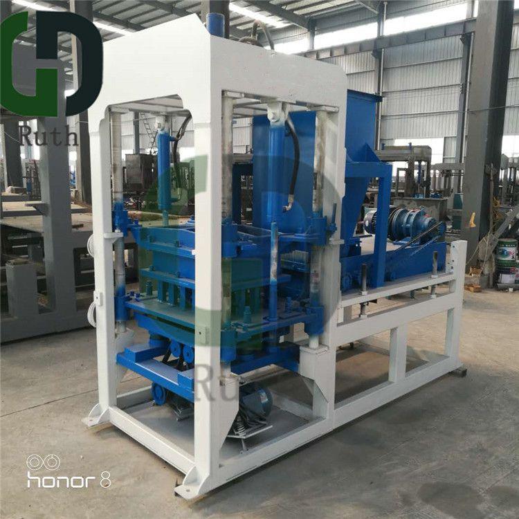 液压全自动水泥制砖机免烧水泥制砖机设备厂家