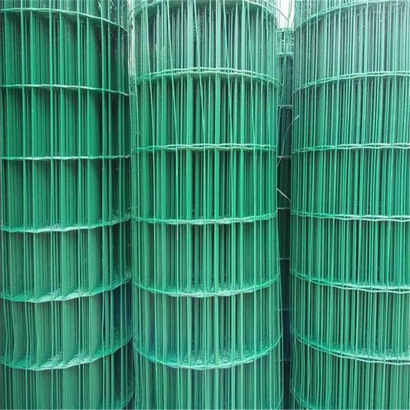 山坡圈地网 养鸡荷兰网 包塑钢丝网