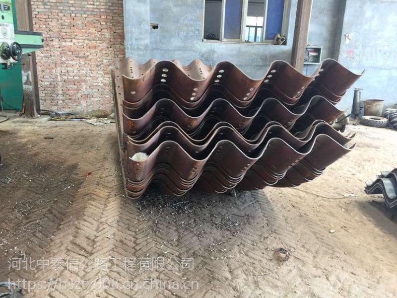 衡水中泰信 甘肃波纹钢板涵洞 环形波纹涵管 钢板材质型号齐全